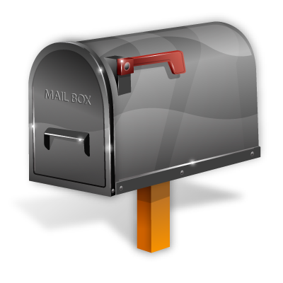 Super vista by iconshock. Mailbox png vector freeuse