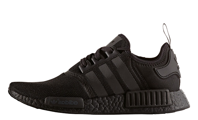 Adidas nmd png. R triple black the