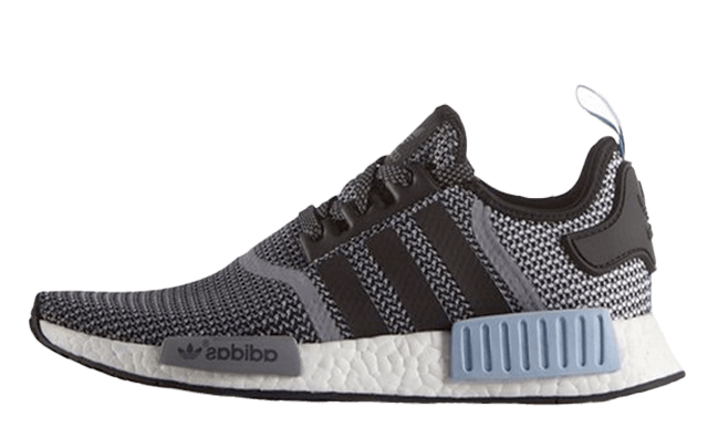 Adidas nmd png. R black white clear