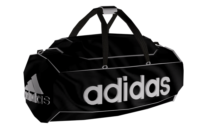 Adidas .png. Duffel bag png transparent