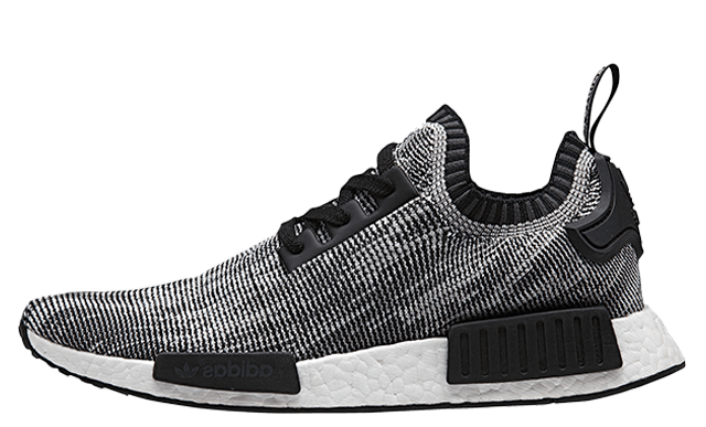 Adidas shoe sole pattern png. Nmd r primeknit black