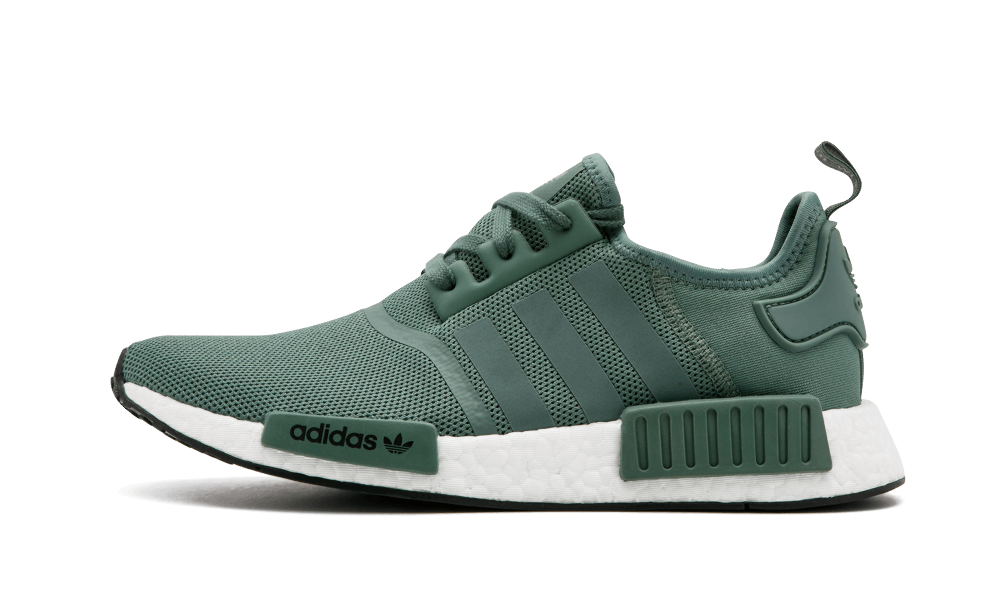 Adidas shoe sole pattern png. Nmd r trace green