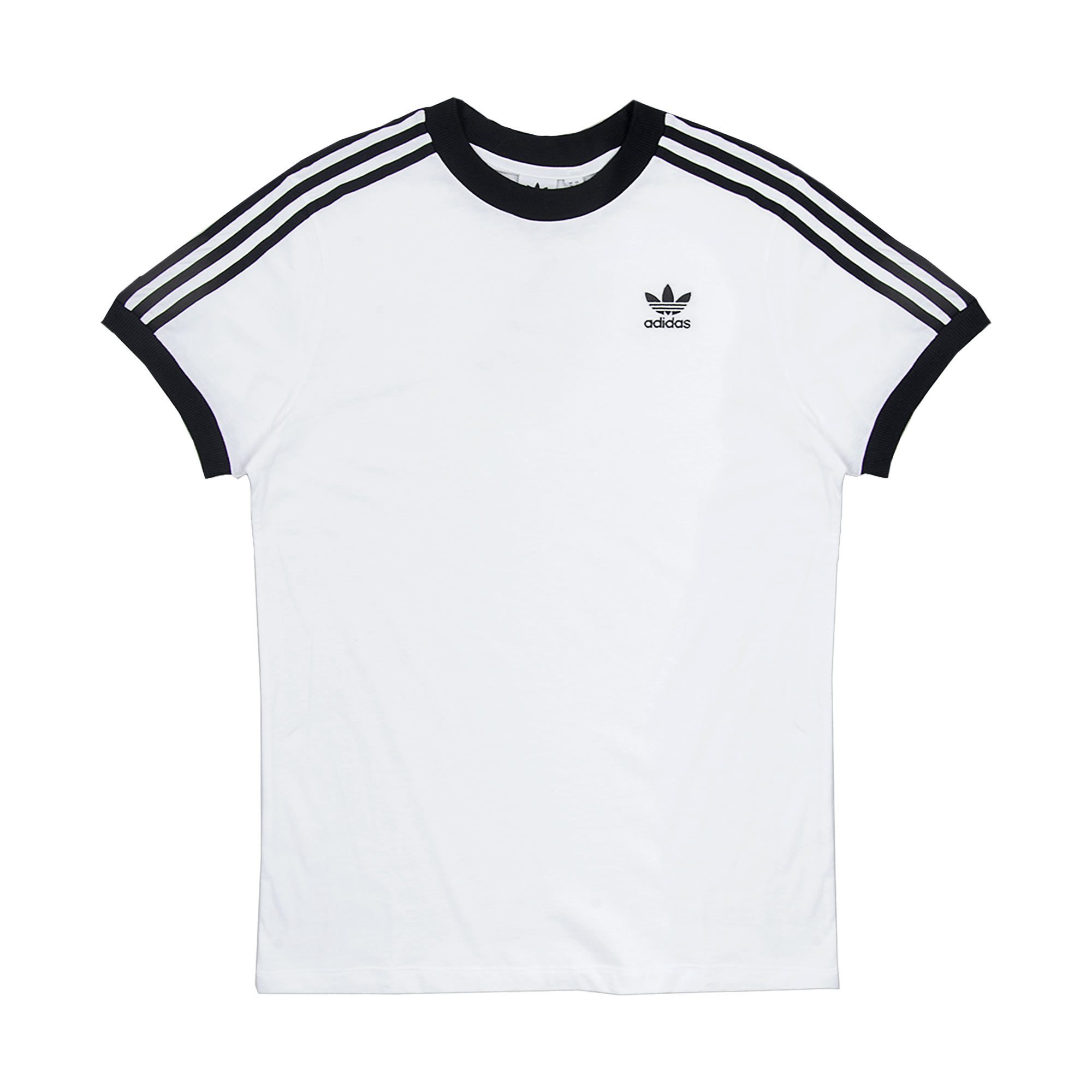 Adidas stripes png. Tee white t shirt