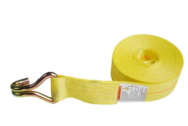 Webbing clip stainless. Replacement ratchet strap