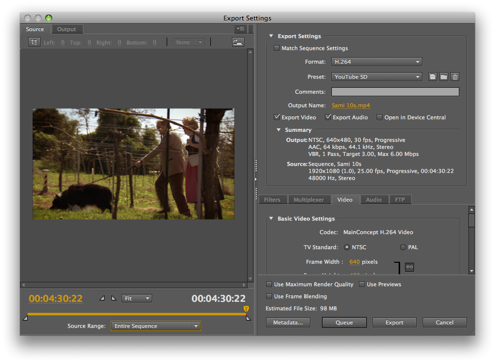 Adobe after effects export png sequence. Video editing how do