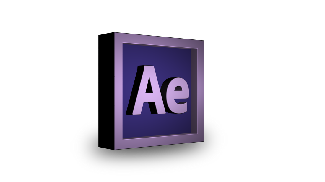 Adobe after effects png. Translucent glass tutorial learning