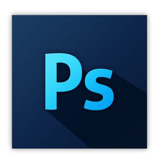 Adobe photoshop cc logo png. Icon myiconfinder
