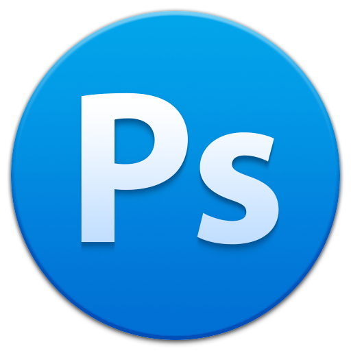 Adobe photoshop logo png. Icon smooth app iconset