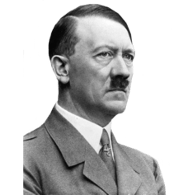 Adolf hitler face png. Transparent stickpng