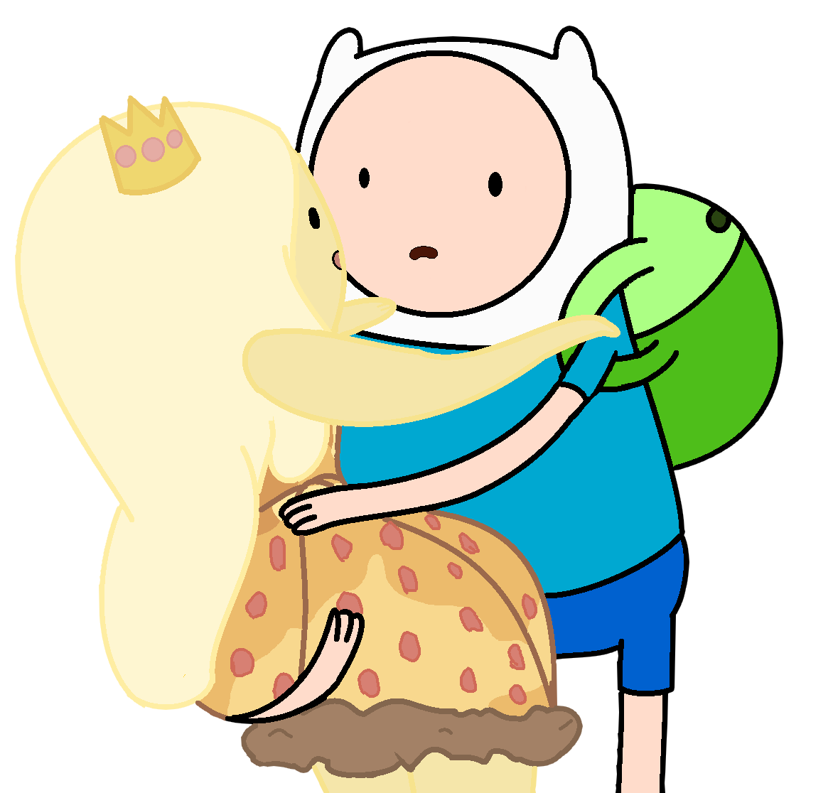 Adventure time finn png. Image pizza princess and