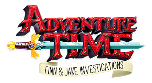 Adventure time logo png. Finn and jake investigations