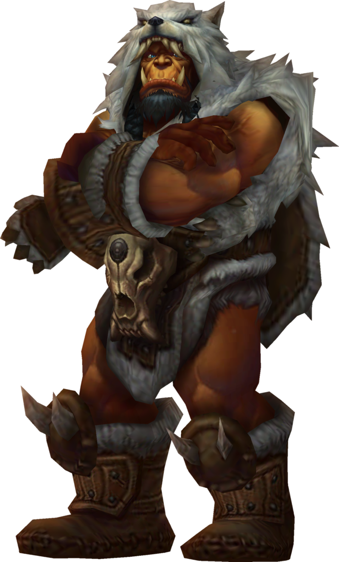 Adventurer drawing orc. Thrall google search orcs