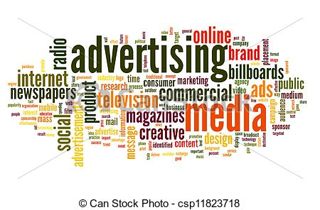 Word in tag cloud. Advertising clipart clipart free
