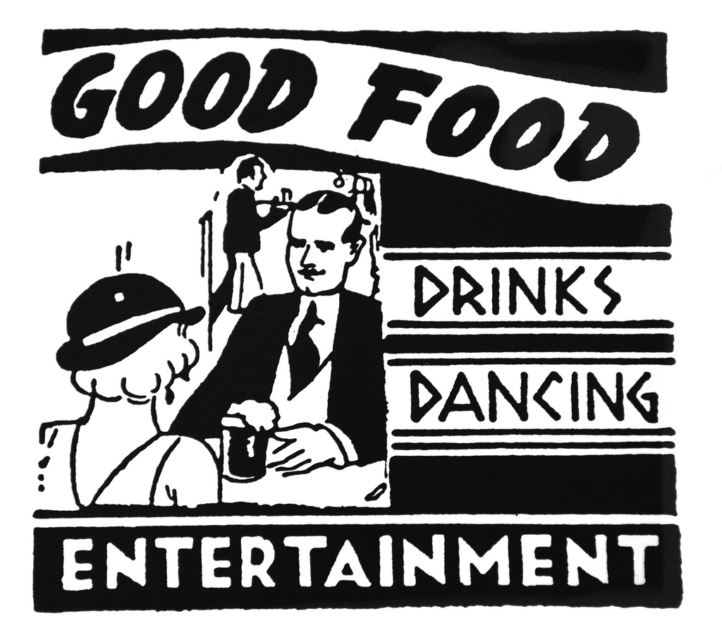 Advertising clipart 50's. The world s most