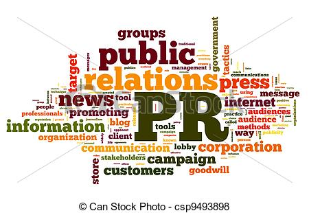 Relations concept in tag. Advertising clipart public relation clip art transparent download