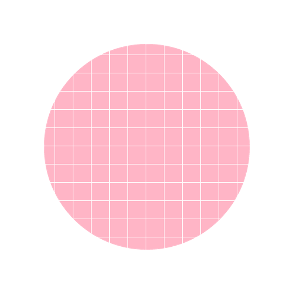 Aesthetic circle png. Aesthetictumblr pink icon stripes
