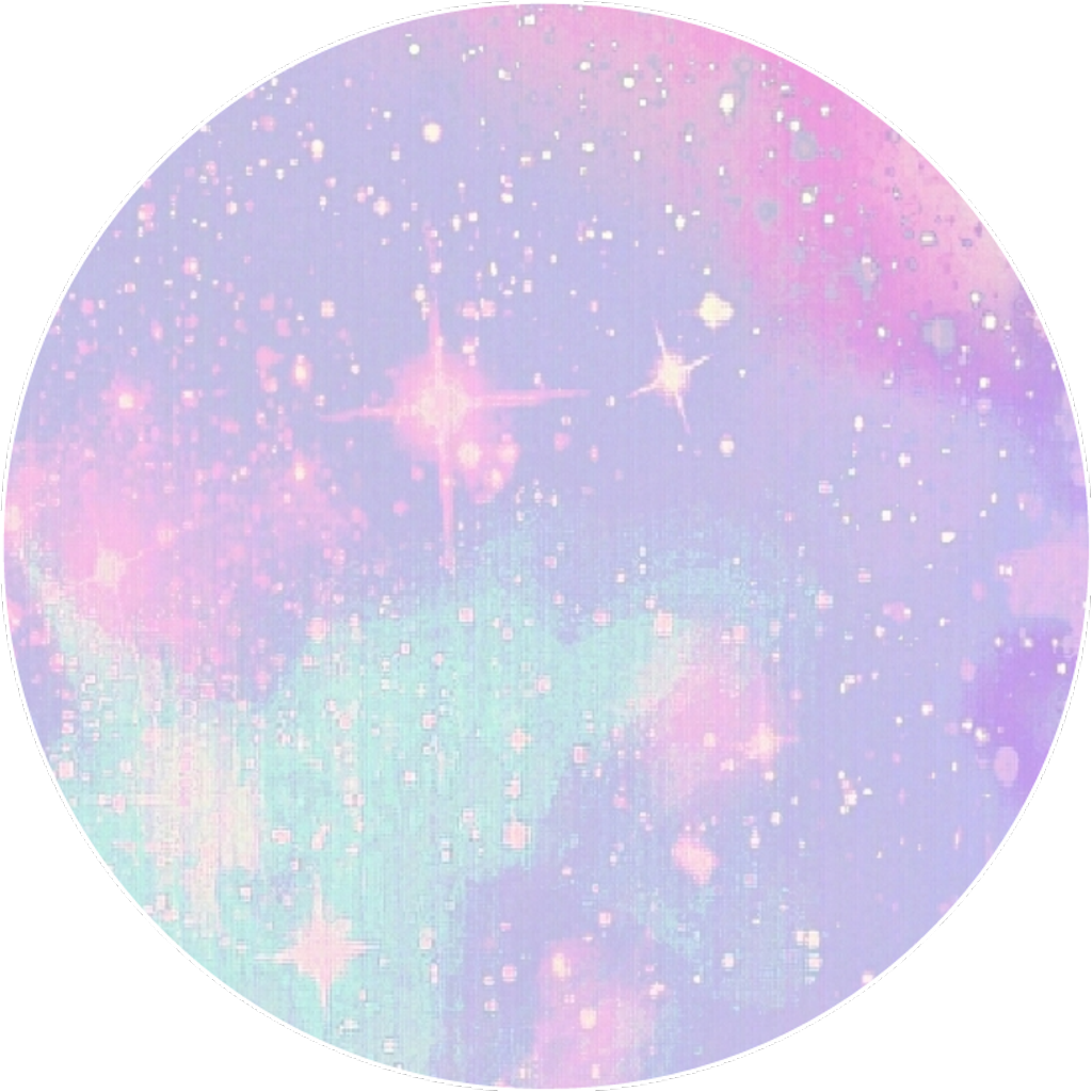 Aesthetic circle png. Pastel purple drawing transprent