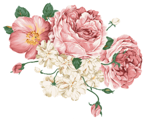 Aesthetic flowers png. Images about flower