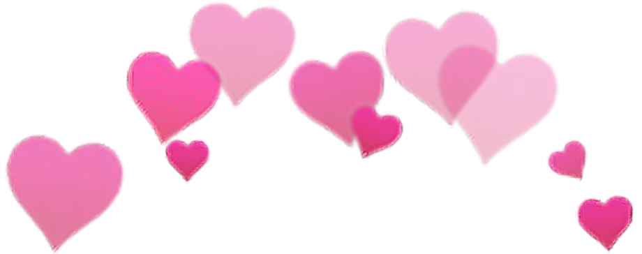 Aesthetic heart png. Pngtumblr tumblr overlays hearts