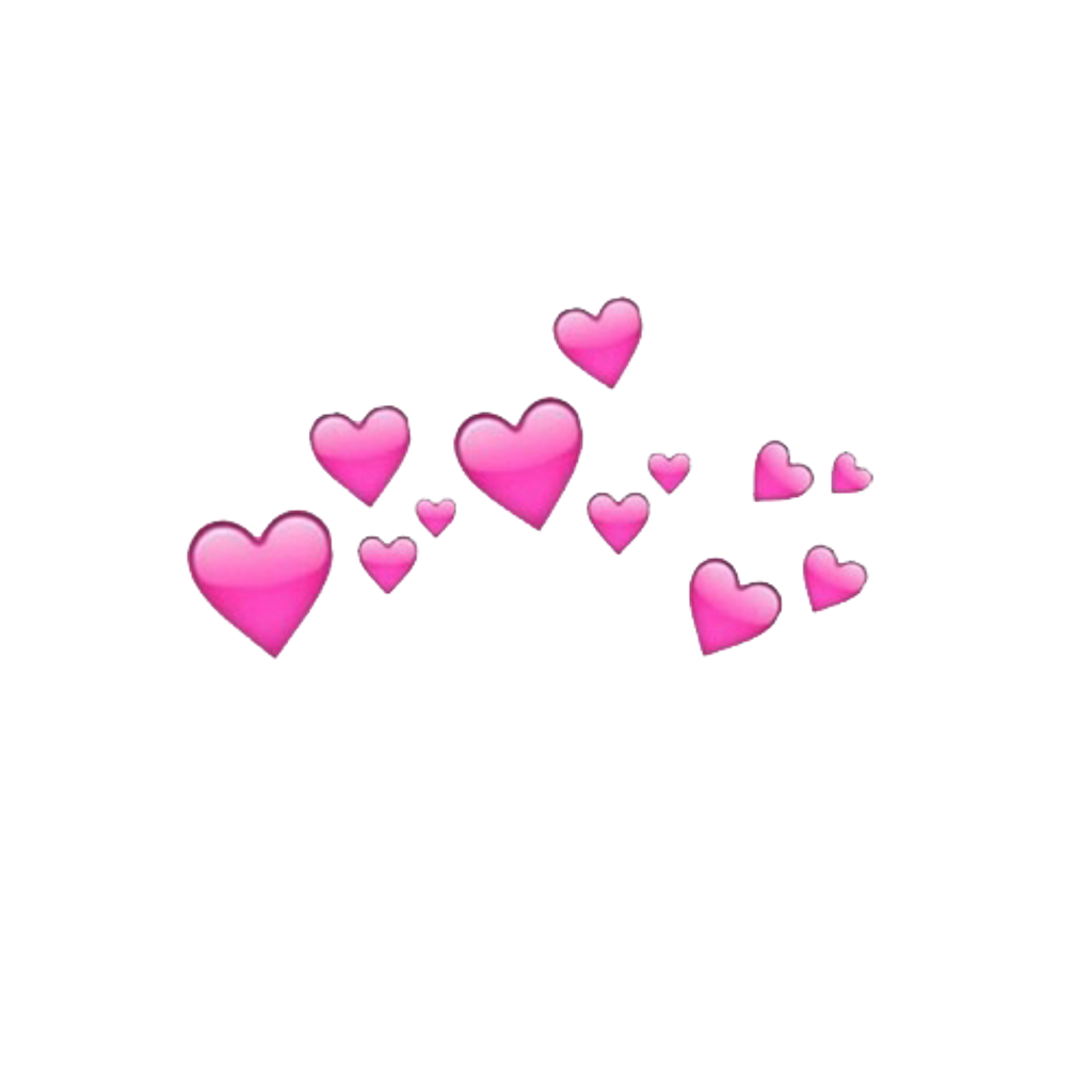Heart, png aesthetic. Hearteu