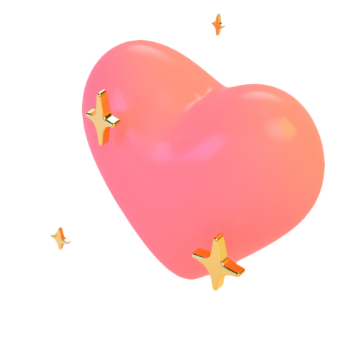 Aesthetic heart png. Tumblr transparentsticker blg