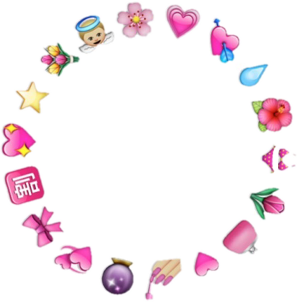 Aesthetic overlays png. Tumblr emoji edit overlay