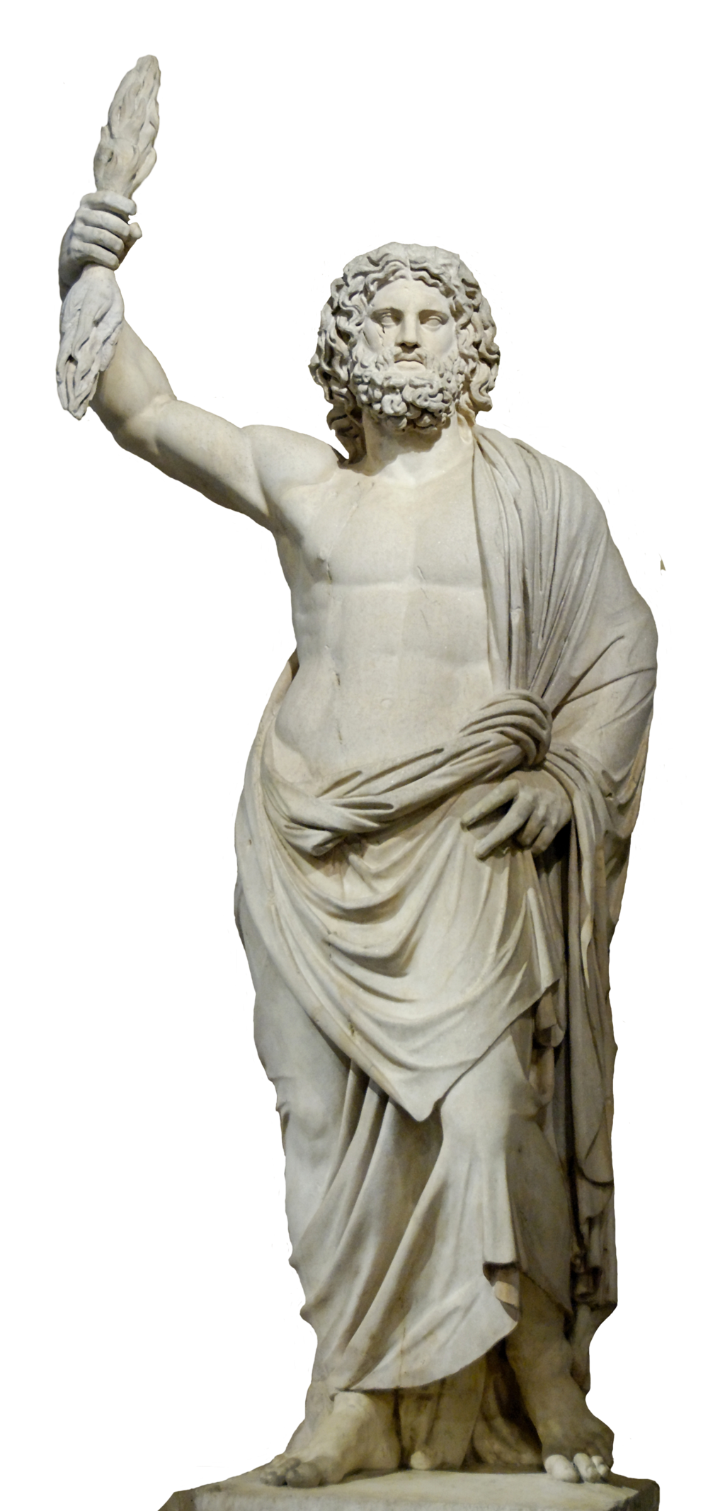 png roman statue