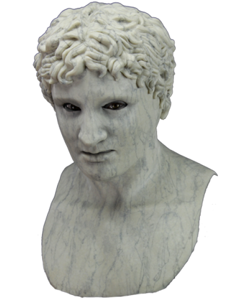 Vaporwave statue transparent png. Aesthetic boogaloo permalink