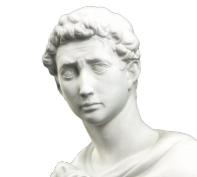 Aesthetic statue head png. Tg traditional games search