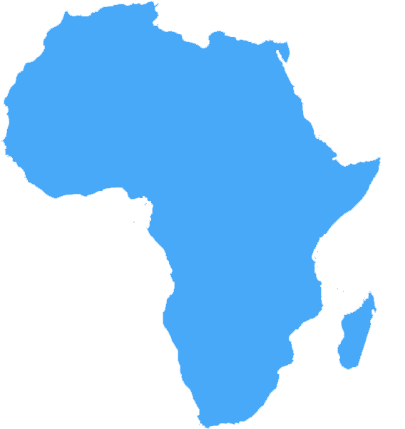 Africa blank map png. Download hd dec of