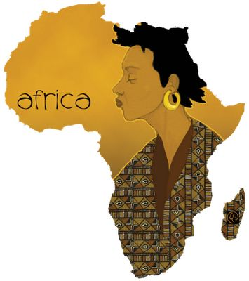 Africa clipart africa west. Best mother images