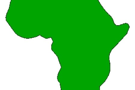 Africa clipart continent africa. Map of clip art