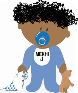 Africa clipart transparent. African american baby boy