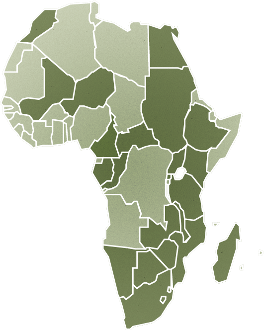 Africa map png. Of explore