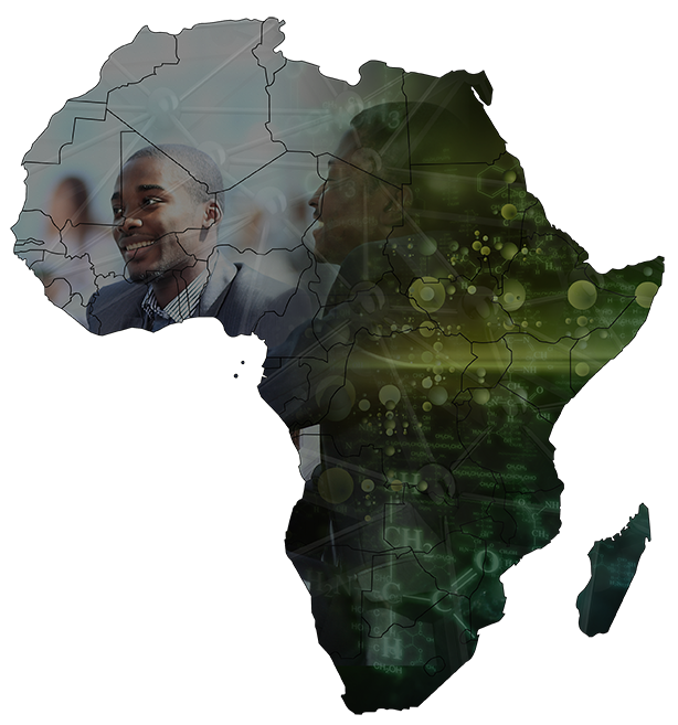 Map . Africa png image image black and white stock