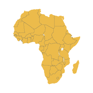 Africa shape png.