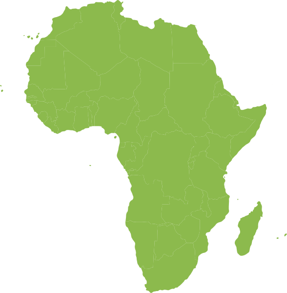 africa shape png