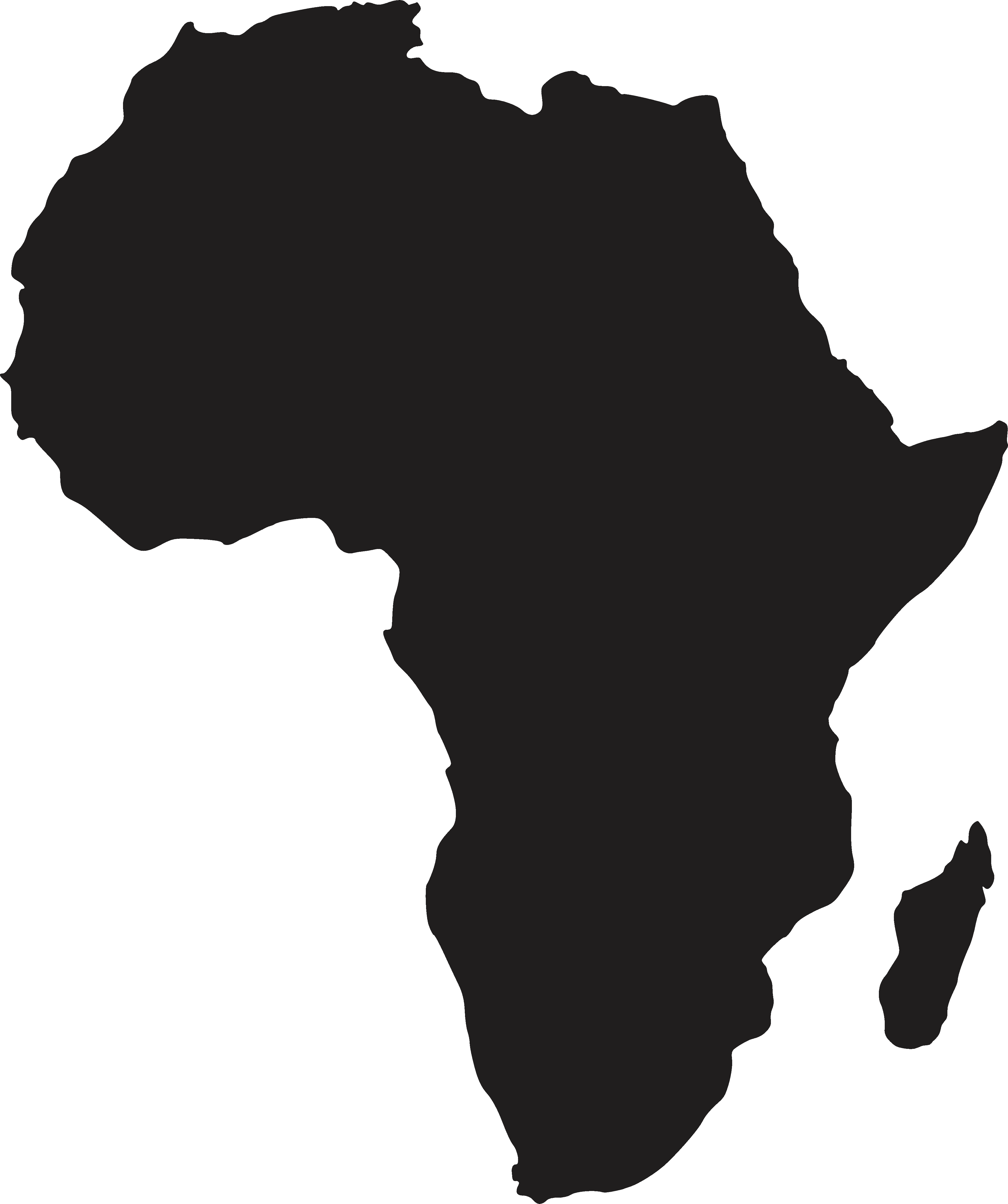 Africa silhouette png. Globe map computer icons