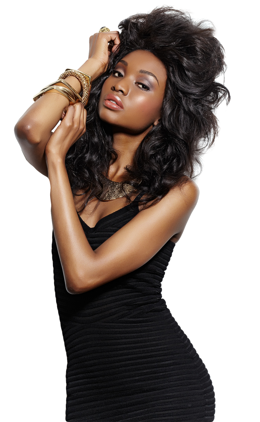 African american model png. Stock photography new york