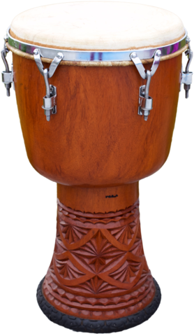 African drums png. Wula ropeless djembe drum