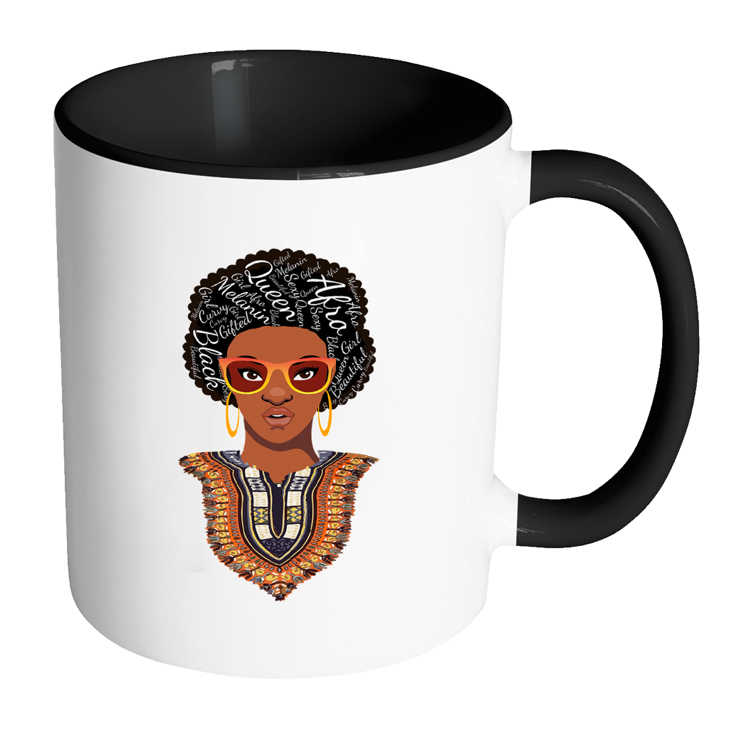 Funny images gallery for. Afro clipart black queen clip art freeuse library