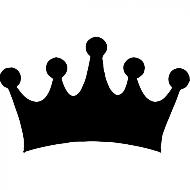 Afro clipart crown silhouette. At getdrawings com free