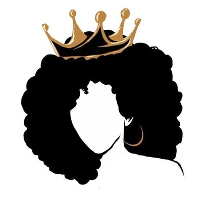 Black Girl Silhouette at GetDrawings.com | Free for personal use ...