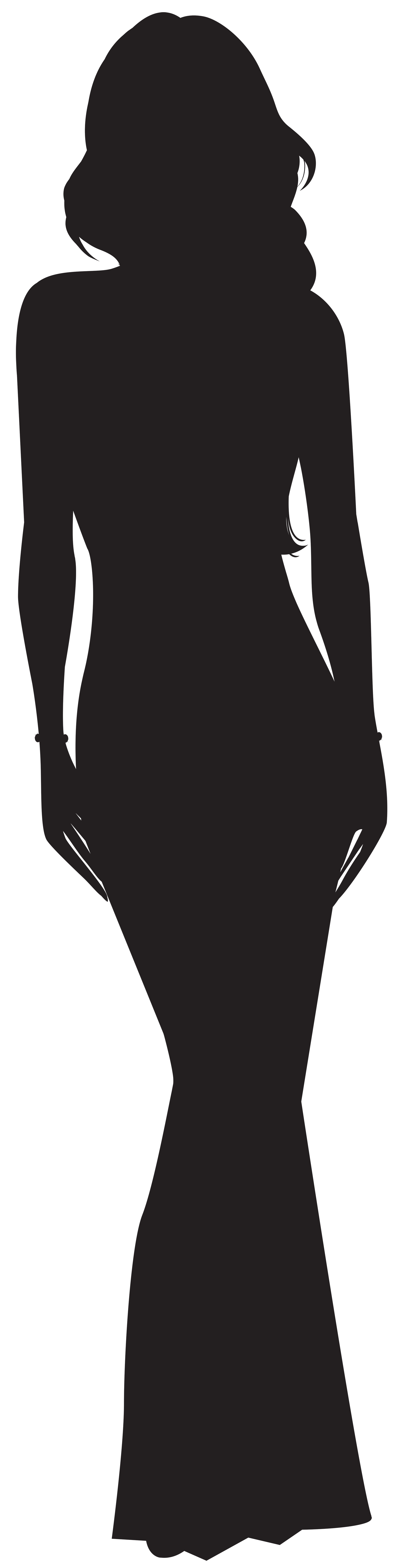 Afro clipart png. Woman silhouette images at