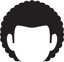 Afro hair png. Index of images avatar