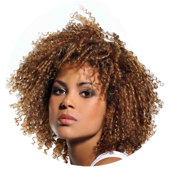 Afro hair png. Curly auburn transparentpng