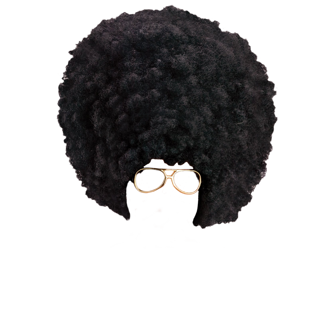 afro hair png