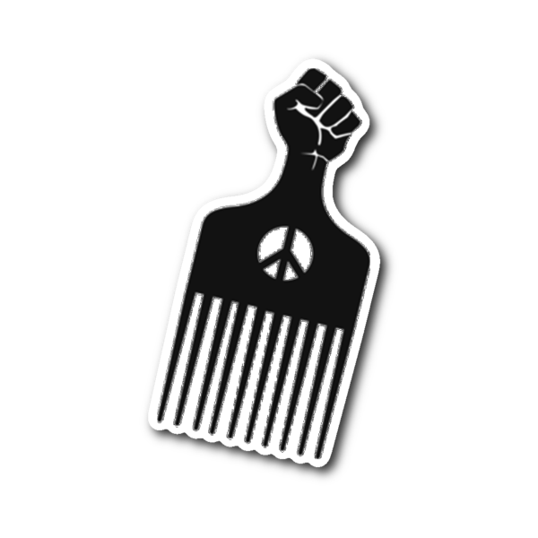 afro pick png