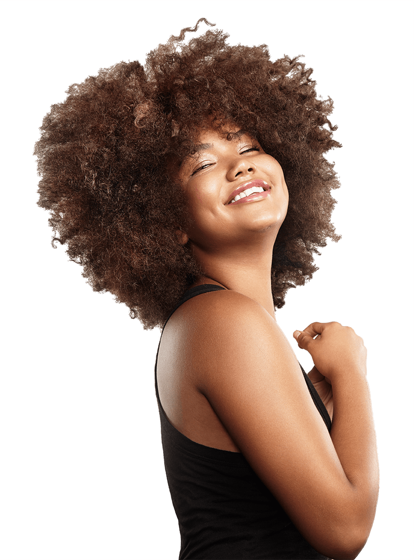 Afro woman png. History hair transparentpng