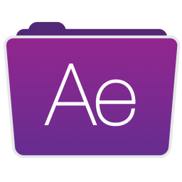 After effect png. Effects folder icon adobe